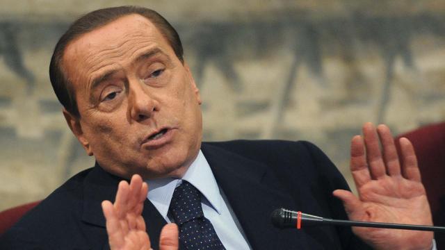 Berlusconi vuelve al centro: Forza Italia a la presidencia Senado