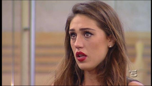 Cecilia Rodriguez: es por eso que dije que Ignazio está más dotado con Francesco