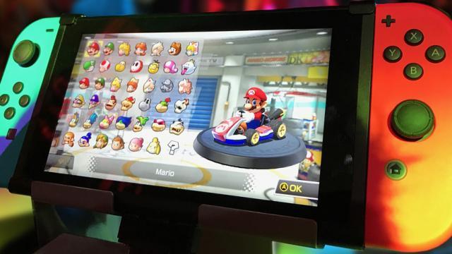 Actualización de hardware de Nintendo Switch viene con nuevos procesadores