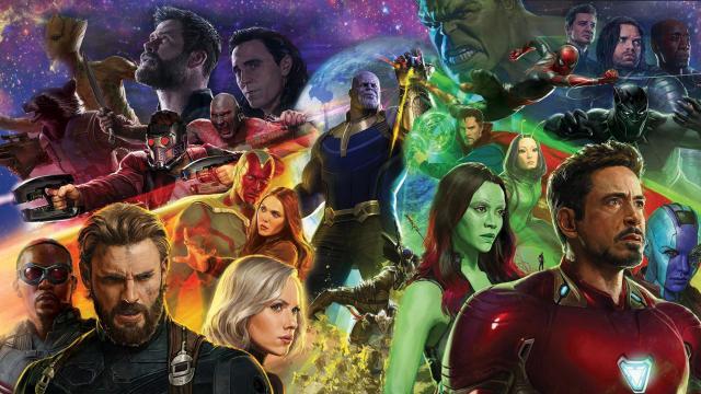 El director de Infinity War dice que el cruce de TV es prácticamente imposible