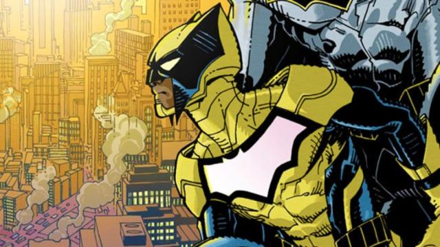 La mejor toma de críticas: Batman & Signal
