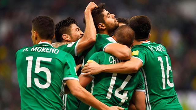 México sufre hasta 4 Bajas para los partidos contra Islandia y Croacia
