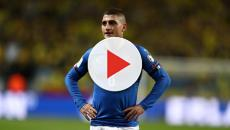 Italia no está segura de la lesión de Verratti luego de la derrota con Argentina