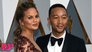 Chrissy Teigen takes to Twitter to defend choice to keep maiden name