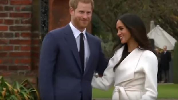 Meghan Markle and Prince Harry finalizing wedding arrangements