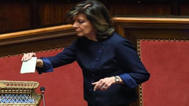 Eletto il nuovo Presidente del Senato: chi è Elisabetta Casellati