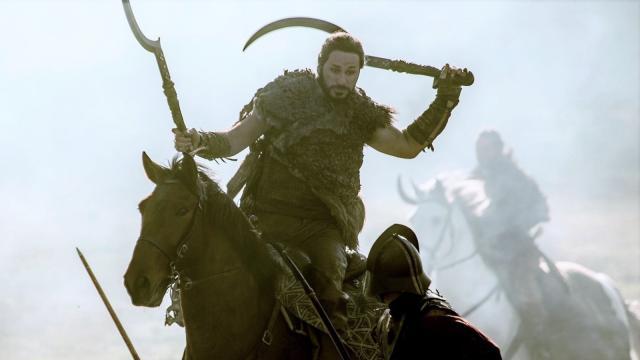 VÍDEO: ¡Los Dothraki viajan a Winterfell!