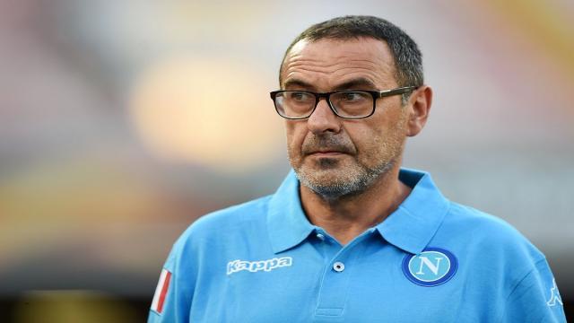 PSG: ¡Maurizio Sarri debería seguir entrenando a Nápoles!