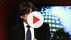 Puigdemont estalla indignado contra Arrimadas momentos antes de ser detenido