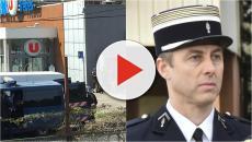 Muere el gendarme que se ofreció de rehén en el atentado yihadista en Francia