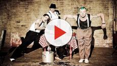 Red Hot Chili Peppers ceirra su gira en Brasil