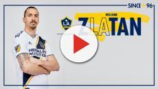 Oficial: Zlatan Ibrahimovic ya es jugador de los Ángeles Galaxy