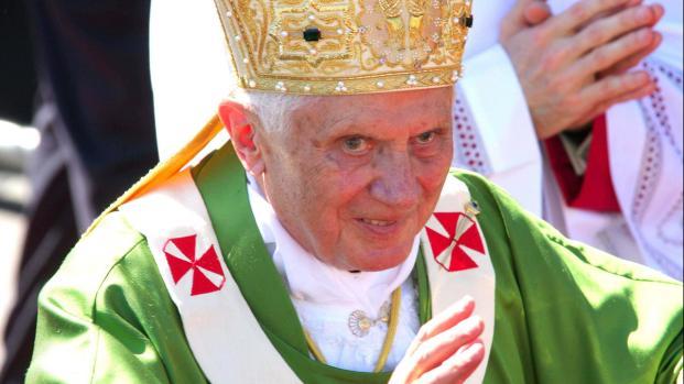 Un grande Papa chiamato Benedetto XVI
