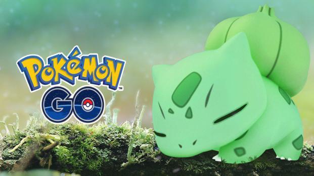 El Bulbasaur Shiny de Pokémon Go