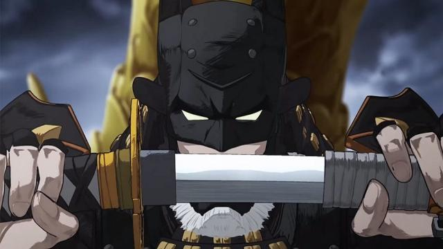Batman Ninja es una película muy esperada por los fanáticos