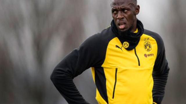 Técnico del Borussia ha evaluado a Usain Bolt