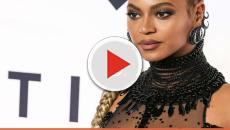 Mysterious actress bites Beyonce at a party