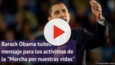Obama:'Michelle y yo estamos inspirados por los jóvenes