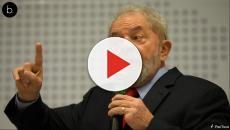 Vídeo mostra Lula reclamando após ser recebido por vários ovos e pedradas em SC