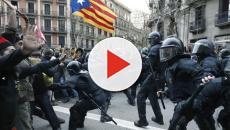 Barcelona en pie de guerra tras de la detención de Puigdemont