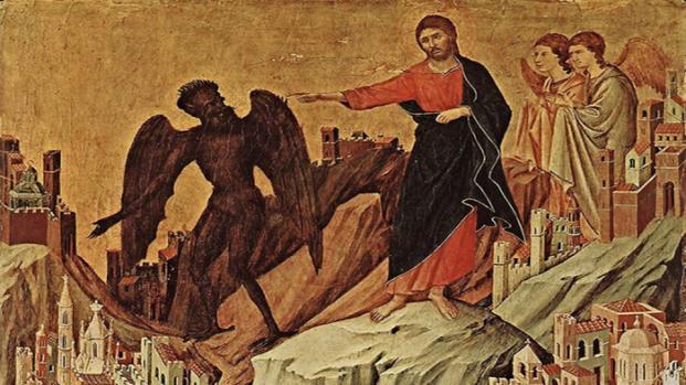 La Iglesia todavía habla del demonio