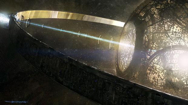 La Estrella KIC 8462852 es una Estructura Alienígena