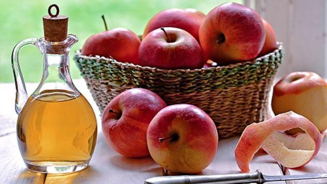 El vinagre de manzana: remedio natural que ayuda a quitar las verrugas