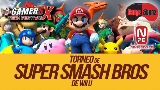 Super Smash Bros. para Switch será jugable en E3