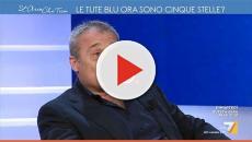 L'Aria Che Tira, Lega: spiazzante dichiarazione di Claudio Amendola su Salvini