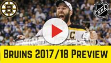 Projecting the Boston Bruins' lines heading into the postseason