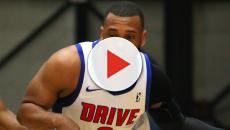 El jugador de la NBA G-League, Zeke Upshaw muere después de un colapso