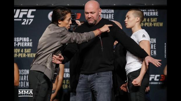 UFC 223: Rose Namajunas is very confident about rematch with Joanna Jedrzejczyk