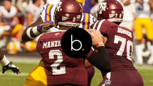 Johnny Manziel to throw at Texas A&M pro day