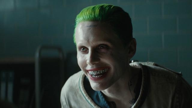 David finalmente explicó una escena de Joker eliminada del Escuadrón Suicida