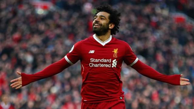 PSG y el Real Madrid podrían hacer una oferta a Salah