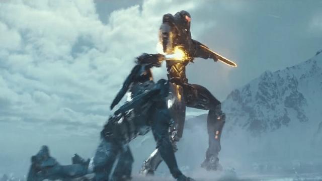 Kajius y Jaegers derrotan a la Pantera Negra
