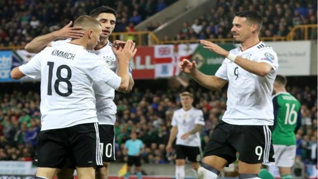 Predicciones de partidos amistosos 27 de marzo: Alemania-Brasil