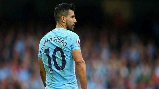 Sergio Agüero anuncia el final de su Manchester City