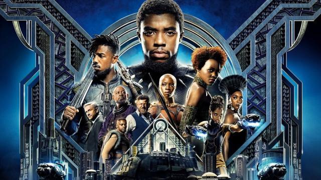 Black Panther es ahora la película de superhéroes más popular
