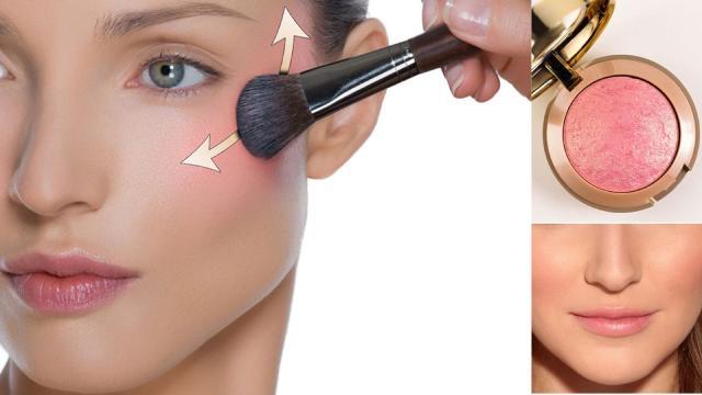 ¿Cómo maquillar los pómulos y lucir radiante?