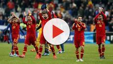 España espera ganar el mundial de Rusia 2018
