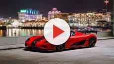 Koenigsegg Agera RSN: cuando el poder se convierte en un automóvil
