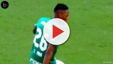 Zagueiro Mina demonstra um sentimento muito forte pelo Palmeiras, veja