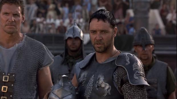 'Il gladiatore' in onda su Rete 4 il 28 marzo: cast, trama e doppiatori