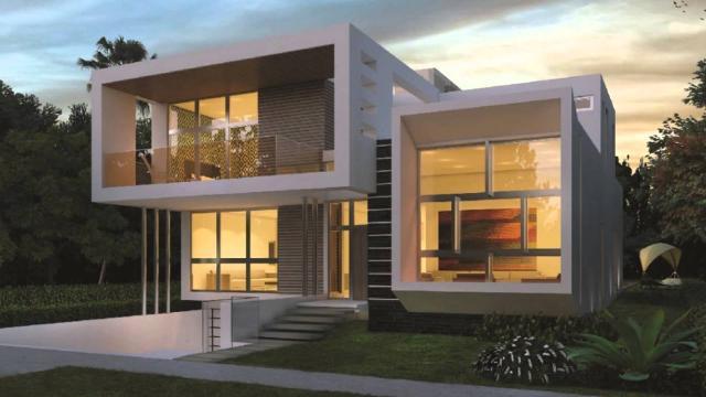 Las ventas de casas nuevas en Estados Unidos