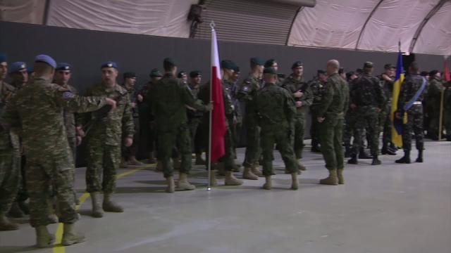 Nuevo comandante estadounidense en Kosovo provoca controversia