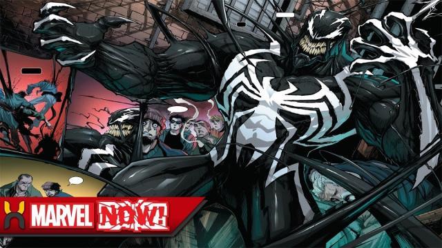 Venom 1 : ¡La nueva quincena dedicada al simbionte alienígena!