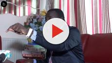 Spectacle original du One Man Froid de l'humoriste camerounais Martial Bissog