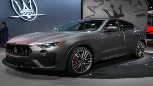 Maserati: presentata a New York la nuova Levante Trofeo