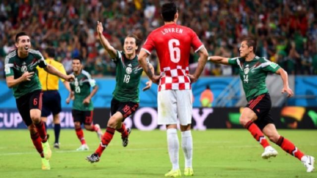México enfrentará una dura prueba en el AT & T Stadium contra Croacia